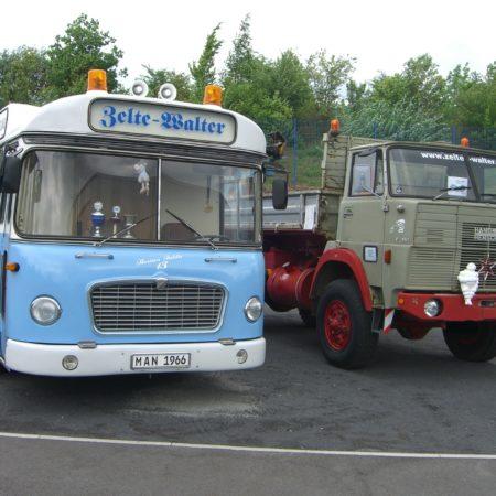 Oldtimer Nutzfahrzeuge