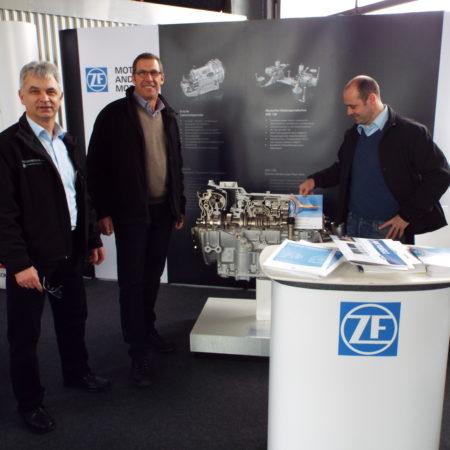 Infostand Fikentscher ZF Services